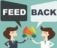 Como dar feedback para os colaboradores