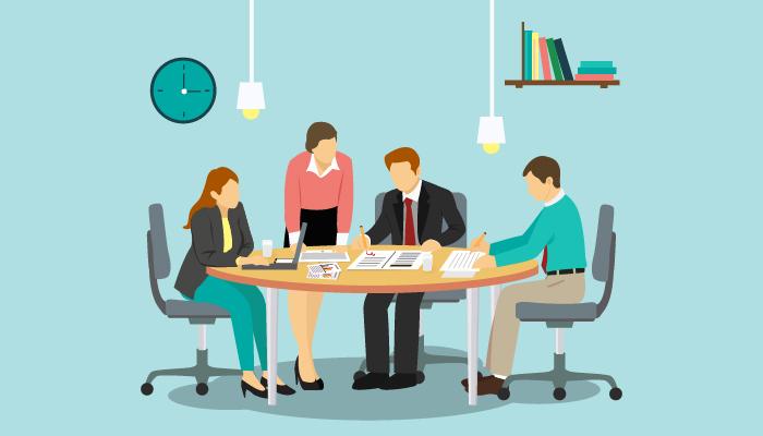 Trabalho em Equipe nas Empresas