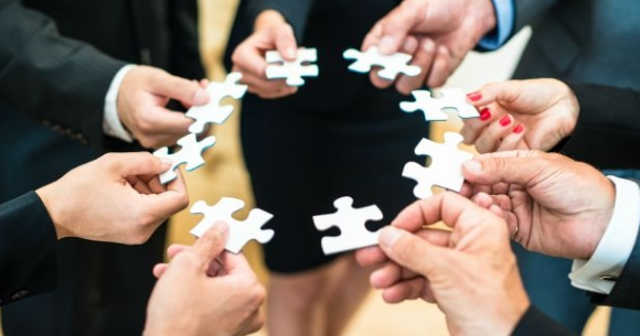 dinâmica de grupo - trabalho em equipe